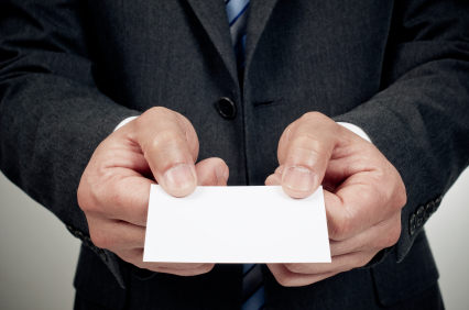 How to Get Your Custom Business Card Right